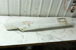 53 Ford Jubilee Naa Tractor Left Side Hood Cover Panel