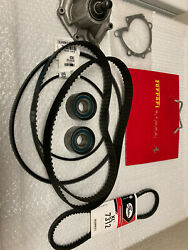Ferrari -308-gts -328-gts-timing Belt And Tensioner Kit With Water Pump Is Oem .