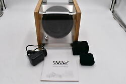 Watch Winder Smith Bamboo Watch Winder Double For Automatic Watches