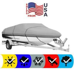 Boat Cover For Bayliner Challenger 2280 Wake 1998 Mooring Towing