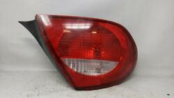 2003-2005 Dodge Neon Driver Left Side Tail Light Taillight Oem 88019