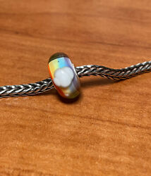 Authentic Trollbeads Together Apart / Ray Of Hope Tglbe-20138 New