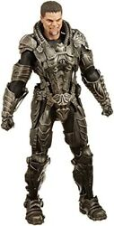 Movie Masterpiece Man Of Steel Izod Generals 1/6 Scale Plastic Painted Action Fi