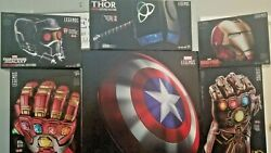 Hasbro Marvel Legends Series Electronic Bundle Brand New Fast Shipping