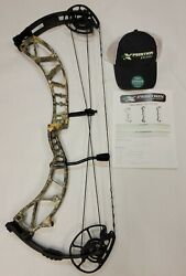 Xpedition X33 Rh Realtree Excape With Black Limbs 60-70 26.5-31