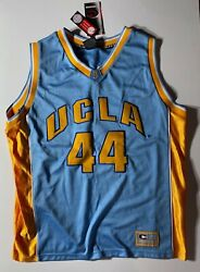 Ucla Basketball Jersey New With Tags Tank Top Free Shipping.
