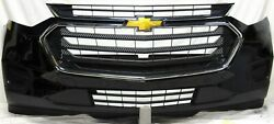 2018-2021 Chevy Traverse Front Bumper Assembly With Fog Lights Oem Gm Chevrolet