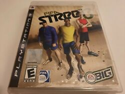 Fifa Street 3 Sony Playstation 3, 2008 Complete Ps3