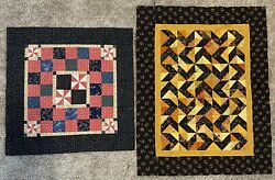 Two Little Quilt Tops