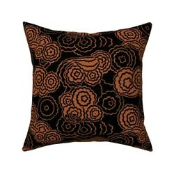 Moderne 1930s 1920s Art Deco Throw Pillow Cover W Optional Insert By Roostery
