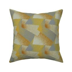 Mid Century Damask 1930s 1920s Throw Pillow Cover W Optional Insert By Roostery