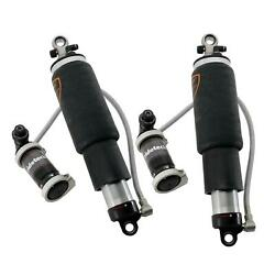 Ridetech 1964-1972 Gm A-body Rear Tq Shockwaves For Strongarms 11225511
