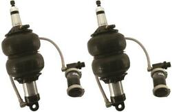 Ridetech 1965-1970 Chevy Impala Front Tq Shockwaves For Strongarms 11283011
