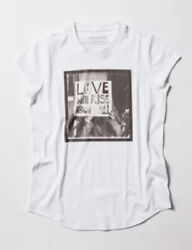 Zadig And Voltaire Fashion Show Graphic Limited Edition T-shirt Collectible New