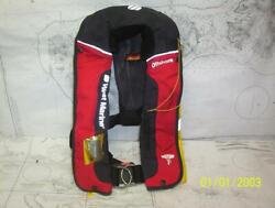 Boatersandrsquo Resale Shop Of Tx 2104 2542.25 West Marine Sh3f Offshore Inflatable Pfd