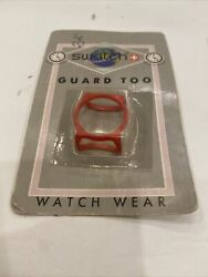 Original Swatch Red Guard small for ladies 25mm face swatches $25.99
