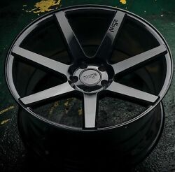 Staggered Rims 20 Inch Wheels For 2013 2014 2015 Camaro Ls Lt Rs Ss Only -5718