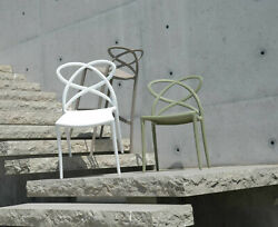 Chair Polypropylene Various Colors Packaging From 4 Pieces