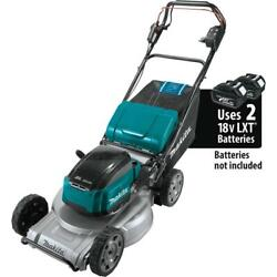 Makita Cordless 21 Inch Walk Behind Self-propelled Lawn Mower 36-volt Tool Only