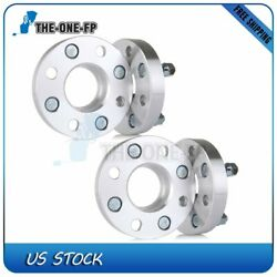 4 1 4lug Hubcentric Wheel Spacers Adapters 4x4.5 For Nissan Cube Sentra 300zx