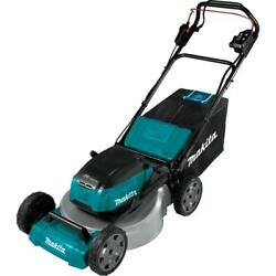 Makita Cordless Walk Behind Self Propelled Lawn Mower 18 Inch 36-volt Tool Only
