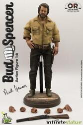 1/6 Scale Kaustic Plastik And Infinite Statue Bud Spencer Collectible Toy