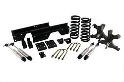 Ridetech Streetgrip System For 1988-1998 Chevy Gmc C1500 Truck, 2wd 11370110