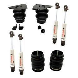 Ridetech 1963-1972 C10 Front And Rear Air Suspension System 11330197