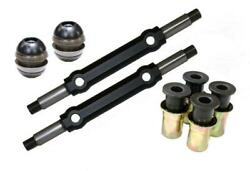 Ridetech 64-66 Mustang Delrin Control Arm Bushings And Cross Shafts 12099590