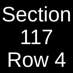 3 Tickets New York Giants @ Chicago Bears 1/2/22 Chicago, Il