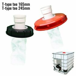 Tanks Filter Cover Ibc Ton Barrel Tools Washable 165/245mm Chemical Industries