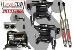 Ridetech Leveltow Kit For 2013-2019 Ram 3500 4wd W/o Factory Air Assist 81234006