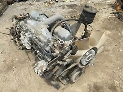 Ford Brazilian 7.8 Diesel Engine Ford 474 210 Hp Good Running Takeout Turbo