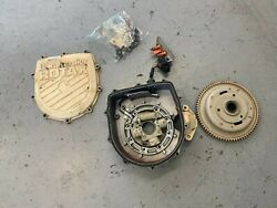 Used 1995 657x Xp Gtx Spx Seadoo Magneto Electrical Stator Housing Cover 4 Wire