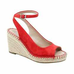 Womenand039s Charles By Charles David Womenand039s Native Wedge Sandals Red