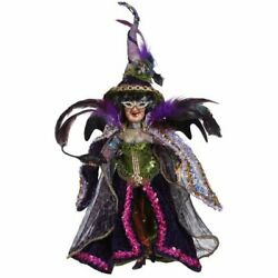 Mark Roberts 51-16104 Life Of Luxury Witch Small 14 Inches