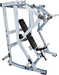 French Fitness Napa P/l Iso-lateral Decline Chest Press New