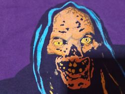 Vintage Tales From The Crypt Tv Show Promo T Shirt Hbo Crypt Keeper Movie Xl