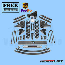 Suspension Lift Kit 8.0 Lift Readylift For Ford F-350 Super Duty 2011-2019