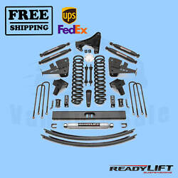 Suspension Lift Kit 8.0 Lift Readylift For Ford F-350 Super Duty 2011-19