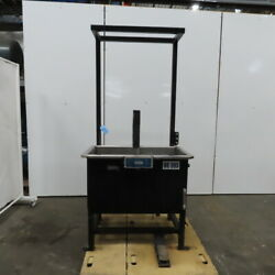 Heated 64 Gallon Stainless Steel Small Parts Dip/wash/test Tank 20-1/2x36x20