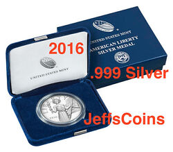 4 Four 2016 Sandw American Liberty Silver Medals Proof .999 Medal Uh9 Uh10 Eagle