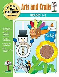Best Of The Mailbox Arts And Crafts The Mailbox Books Staff