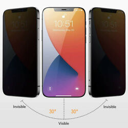 For Iphone 12/12pro/12pro Max Anti-spy Privacy Tempered Glass Screen Protector