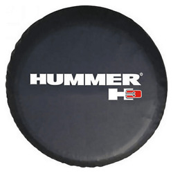Fit For Hummer H3 Spare Wheel Back Tire 315/70r17 Cover Case Bag Protector Xxl