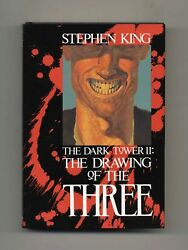 Signed The Drawing Of The Three By Stephen King - 1st Edition/1st Printing