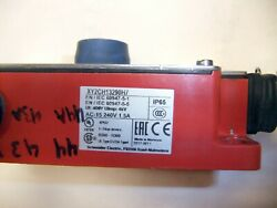 Telemecanique Xy2ch13290h7 Trip Wire Emergency Stop Switch