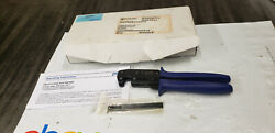 Inotec Hz100 Ratcheting Hand Crimper Without Dies.  New In Box