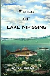 Fishes Of Lake Nipissing, Brand New, Free Shipping In The Us