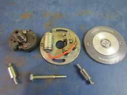 Points Ignition Advance Assembly Harley Xl Sportster 1971-99 Big Twin 1970-98
